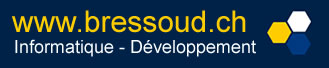 Bressoud.ch Informatique et Webdesign - Vouvry - Valais - Vaud